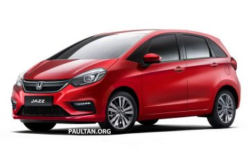 Next Generation Honda Fit to Debut in October 2019 7