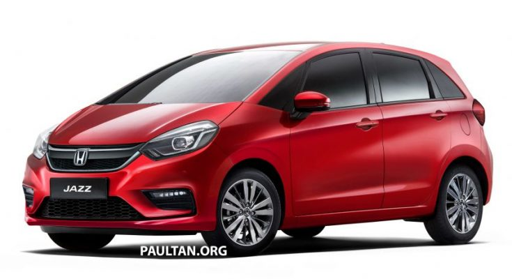 Next Generation Honda Fit to Debut in October 2019 1