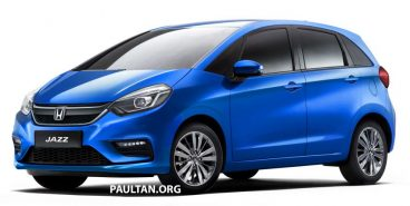 Next Generation Honda Fit to Debut in October 2019 5