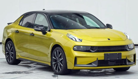 Geely's Performance Oriented Lynk & Co 03+ to Debut in June 1