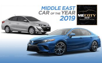 Toyota Wins 2 Titles at 2019 Middle East Car of the Year Awards 10