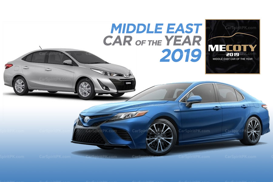 Toyota Wins 2 Titles at 2019 Middle East Car of the Year Awards 1