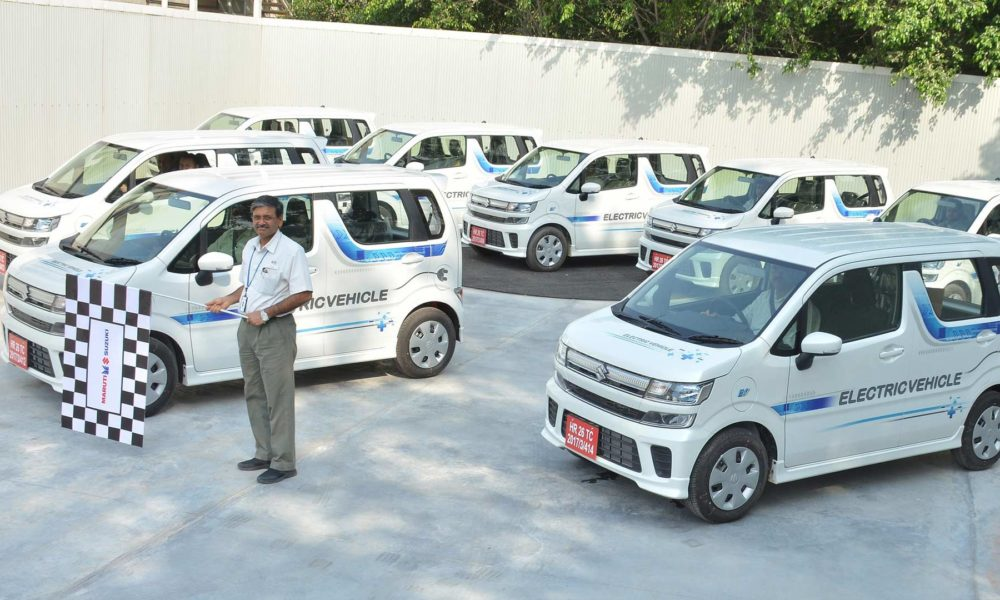 Maruti Ready to Launch Suzuki WagonR Electric in 2020 5