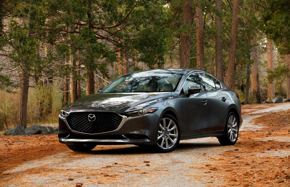 All New Mazda 3 Launched in Japan 9