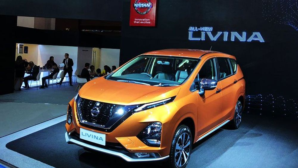Nissan Grand Livina Wins 'Visitor Choice' Award at IIMS 2019 1