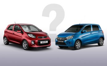 How Kia Picanto Stacks Up Against Suzuki Cultus 25
