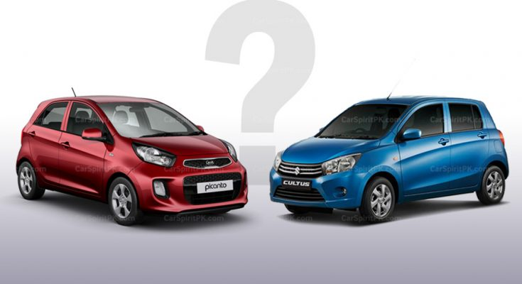 How Kia Picanto Stacks Up Against Suzuki Cultus 1