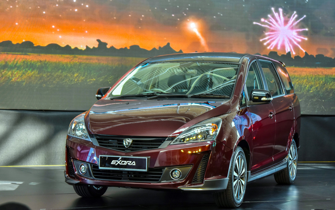Proton Launched the 2019 Exora RC in Malaysia 1