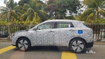 Proton X50 will be Based on Geely SX11 Binyue 3