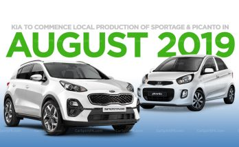 Kia to Start Local Production of Sportage and Picanto From August 8