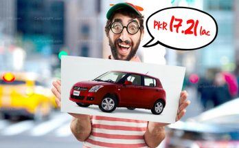 PKR 17.21 lac Justified for Pak Suzuki Swift? 24