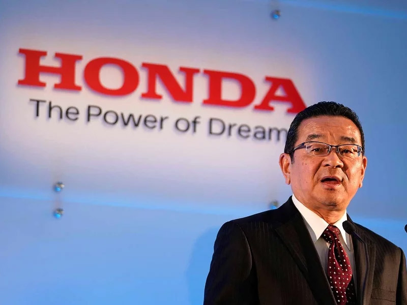 Honda to Restructure Models after Posting ¥18 Billion Fiscal Quarterly Loss 2