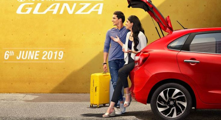 Toyota Glanza to Launch on 6th June 2019 1