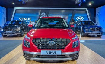 Hyundai Venue Launched in India at INR 6.5 lac 3