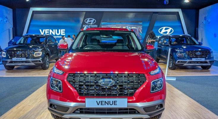 Hyundai Venue Launched in India at INR 6.5 lac 1