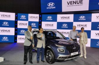 Hyundai Venue Launched in India at INR 6.5 lac 2