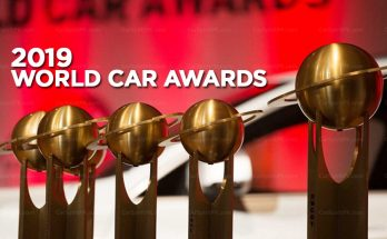 Winners of the 2019 World Car of the Year Awards 14