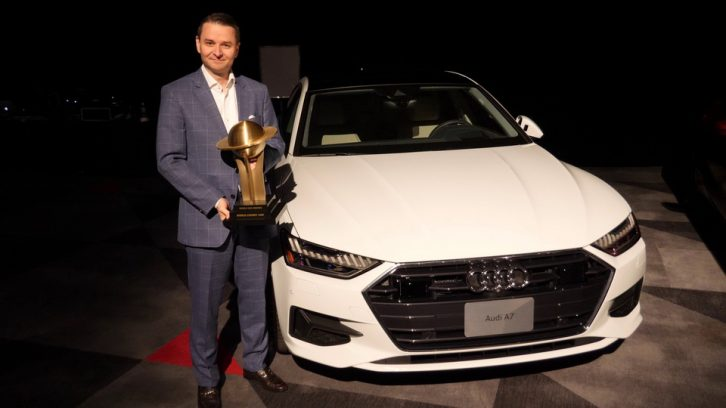 Winners of the 2019 World Car of the Year Awards 11
