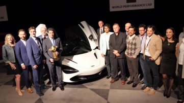 Winners of the 2019 World Car of the Year Awards 9