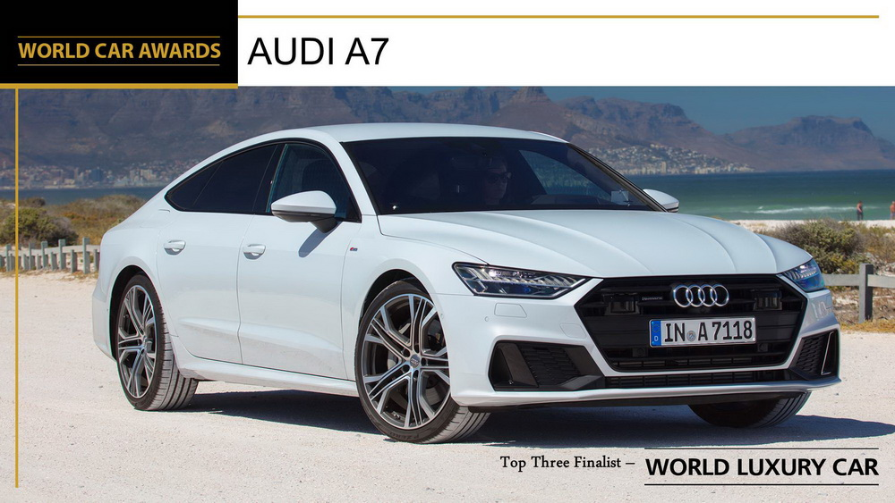 Winners of the 2019 World Car of the Year Awards 17