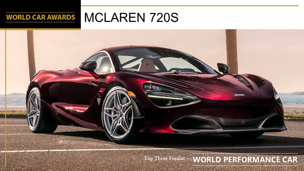 Winners of the 2019 World Car of the Year Awards 19