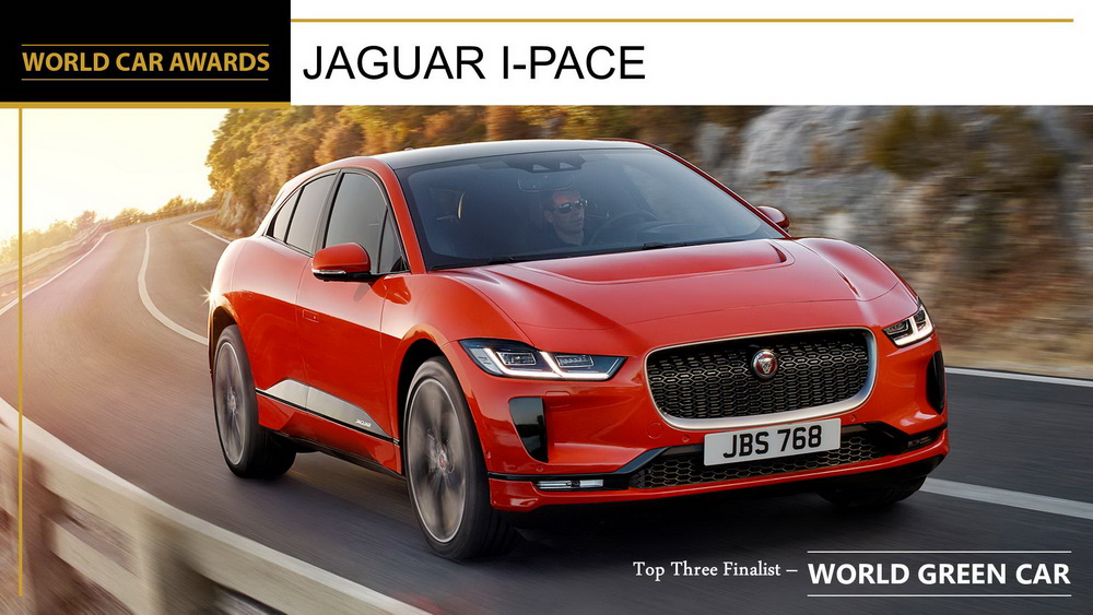 Winners of the 2019 World Car of the Year Awards 8