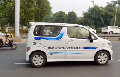 Maruti Ready to Launch Suzuki WagonR Electric in 2020 6