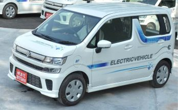 Maruti Ready to Launch Suzuki WagonR Electric in 2020 12