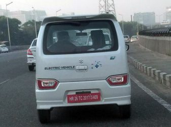 Maruti Ready to Launch Suzuki WagonR Electric in 2020 4