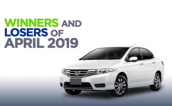 Winners and Losers of April 2019 2