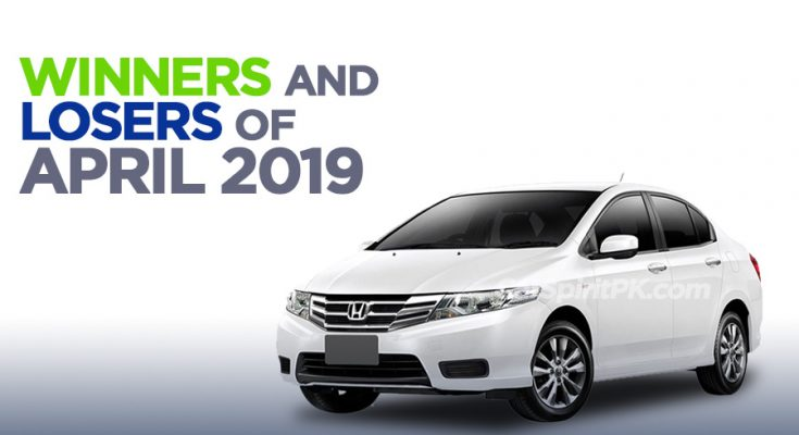 Winners and Losers of April 2019 1