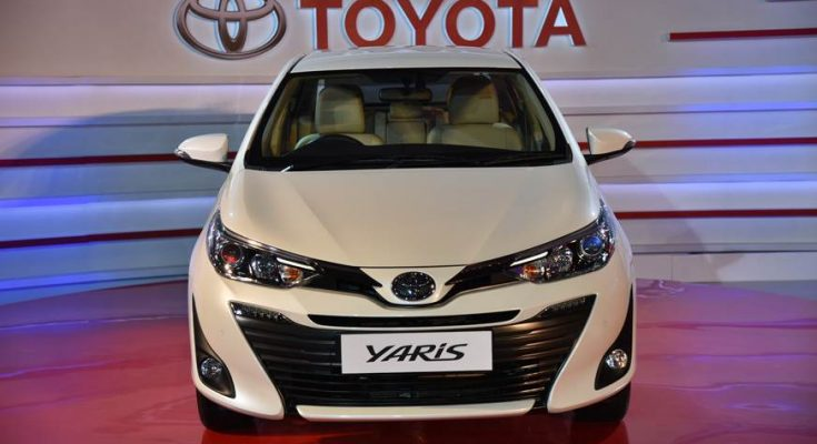 IMC to Introduce Yaris Sedan Instead of Vios in Pakistan 1