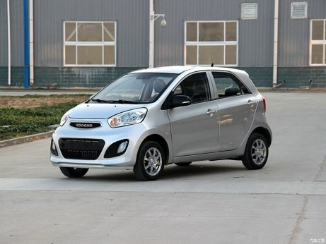 Yogomo 330- The Kia Picanto Clone in China 9