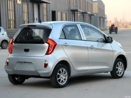 Yogomo 330- The Kia Picanto Clone in China 11