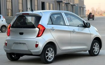 Yogomo 330- The Kia Picanto Clone in China 10