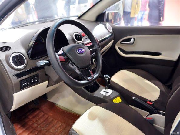 Yogomo 330- The Kia Picanto Clone in China 4