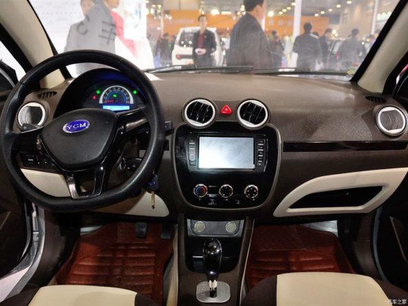 Yogomo 330- The Kia Picanto Clone in China 5
