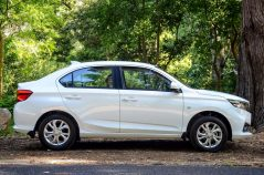 Honda Amaze Scores 4-star Global NCAP Safety Rating 5