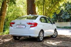 Honda Amaze Scores 4-star Global NCAP Safety Rating 6
