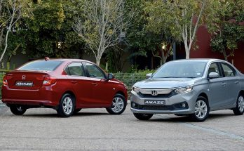 Honda Amaze Scores 4-star Global NCAP Safety Rating 34