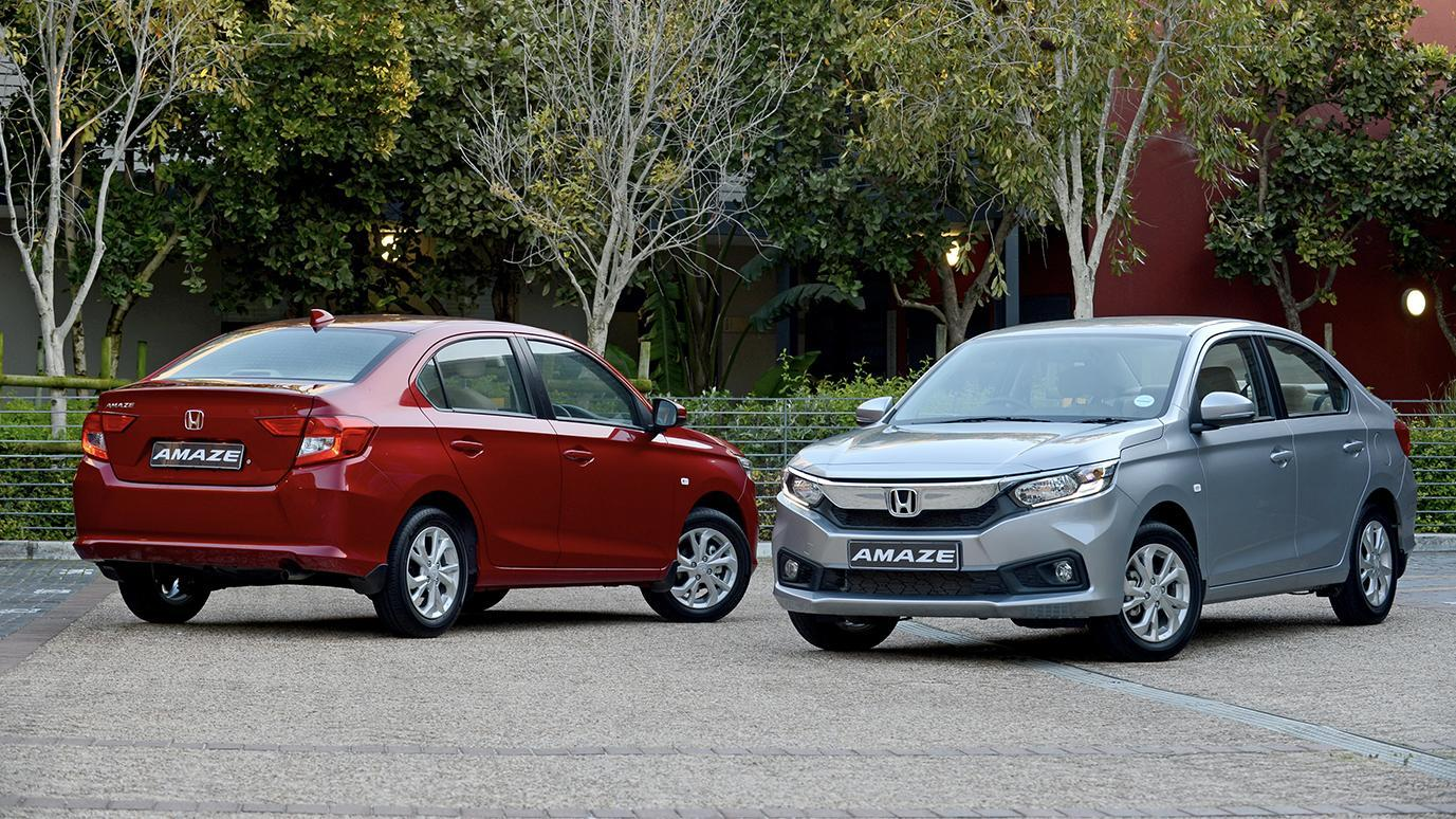 Honda Amaze Scores 4-star Global NCAP Safety Rating 2