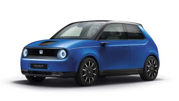 Honda E Reservation Bookings Open in Europe 11