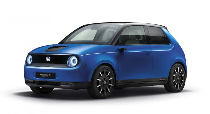 Honda E Reservation Bookings Open in Europe 1