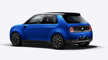 Honda E Reservation Bookings Open in Europe 9