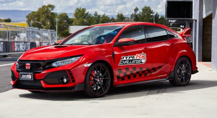 Honda Civic Type R Sets FWD Record at Bathurst 1