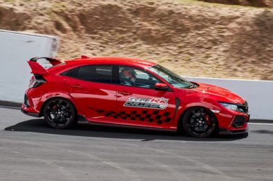 Honda Civic Type R Sets FWD Record at Bathurst 4