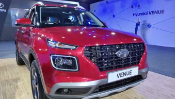 Hyundai Venue Launched in India at INR 6.5 lac 9