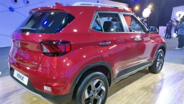 Hyundai Venue Launched in India at INR 6.5 lac 7