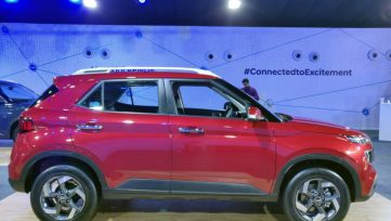Hyundai Venue Launched in India at INR 6.5 lac 6
