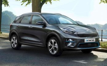 "Kia e-Niro Named ""Game Changer"" in UK Car Award 1"